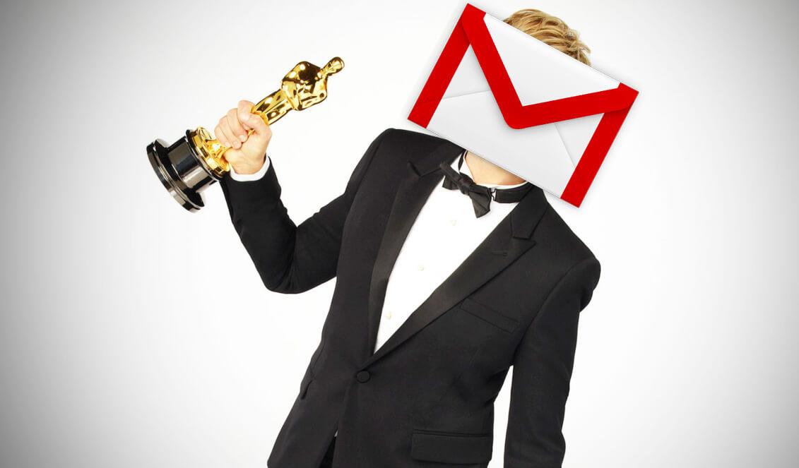 5 причин отдать Оскар e-mail маркетингу