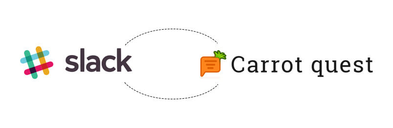 Как мы интегрировали сервис Carrot quest со Slack