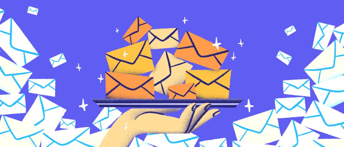 40 примеров email-рассылок