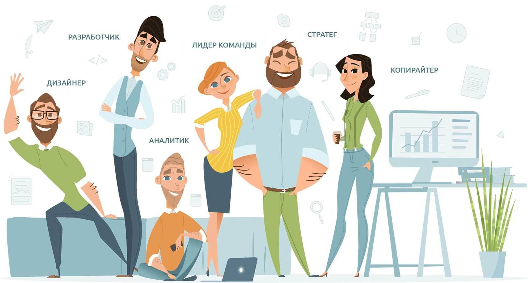 Внедрение автоматизации маркетинга - команда