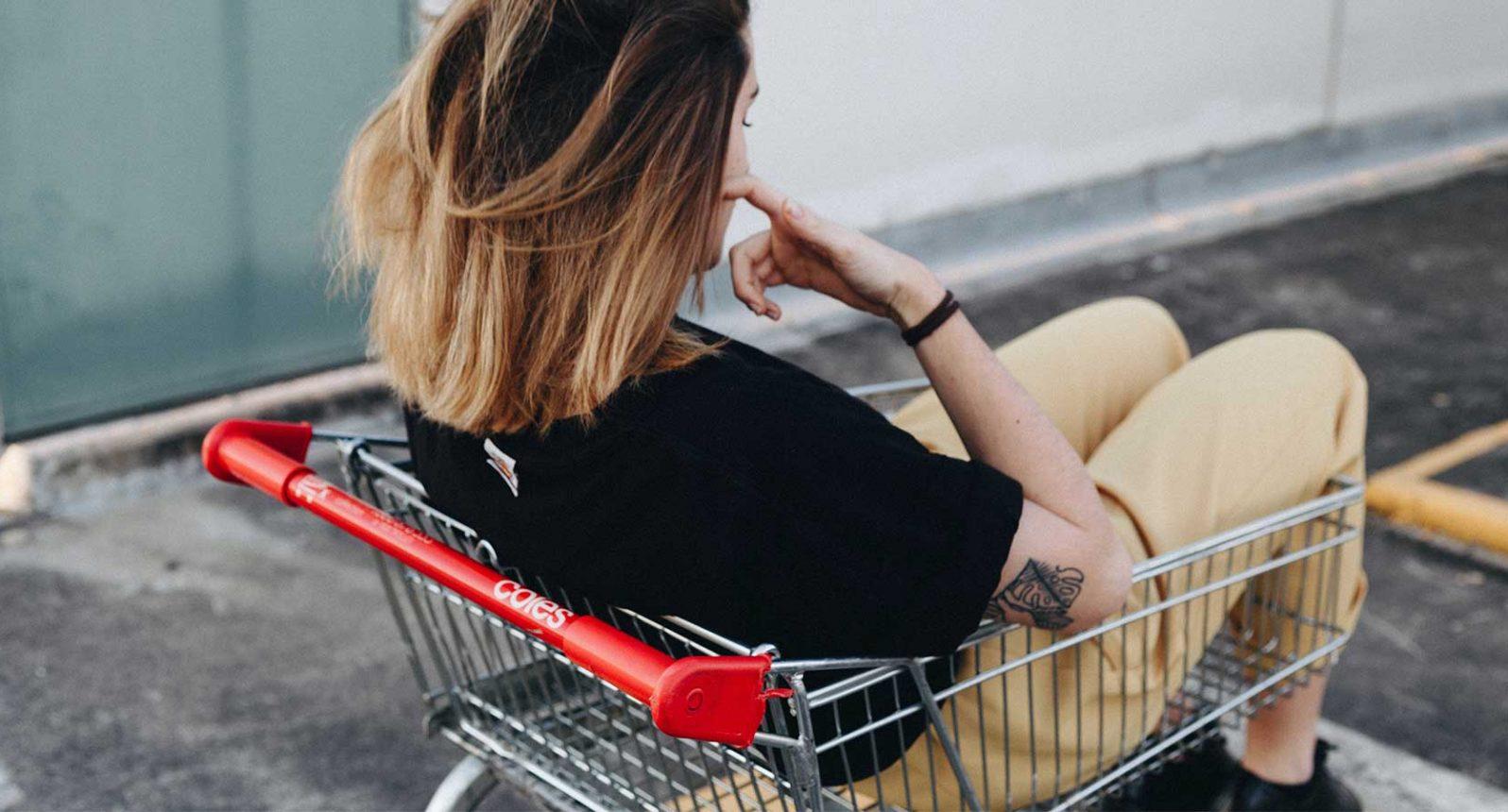 Как интернет-магазины не работают с брошенными корзинами