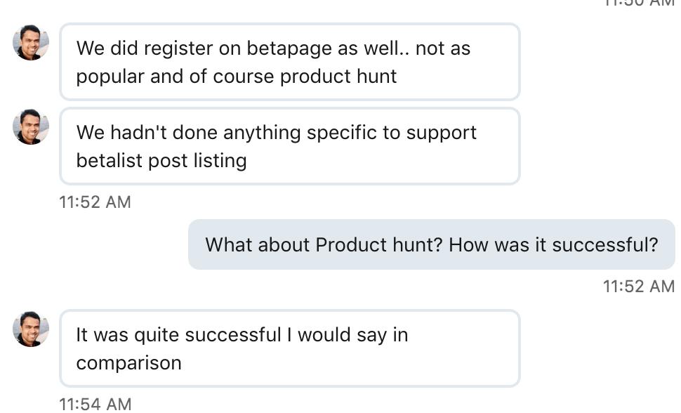 Резюме по публикации на Product Hunt