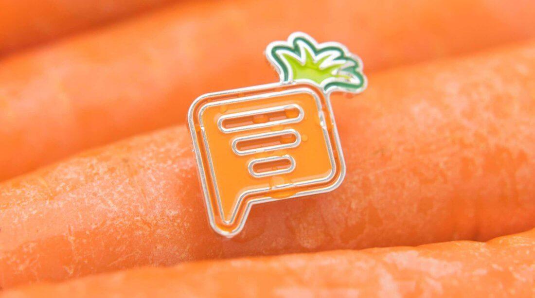Морковный сок: главные новости компании заноябрь отДимы Сергеева, CEO Carrotquest