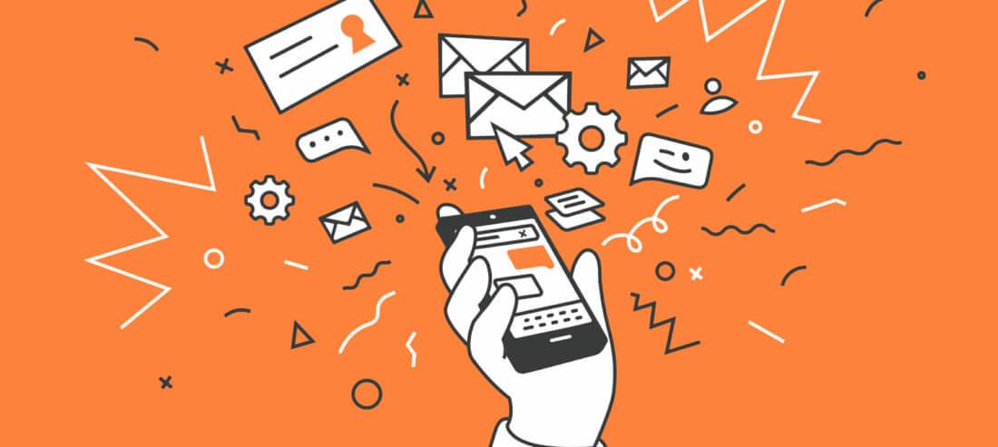 Carrotquest для мобильных устройств
