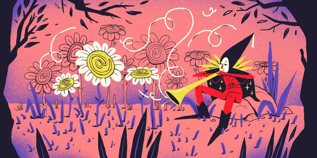 магия цветы автоматизация