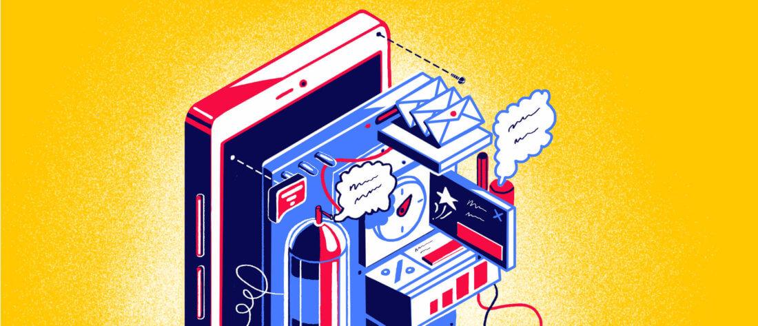 Автоматизация маркетинга внутри мобильного приложения