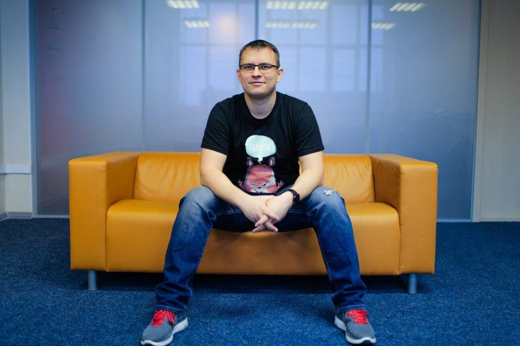 Дмитрий Сергеев, CEO & founder Carrot quest