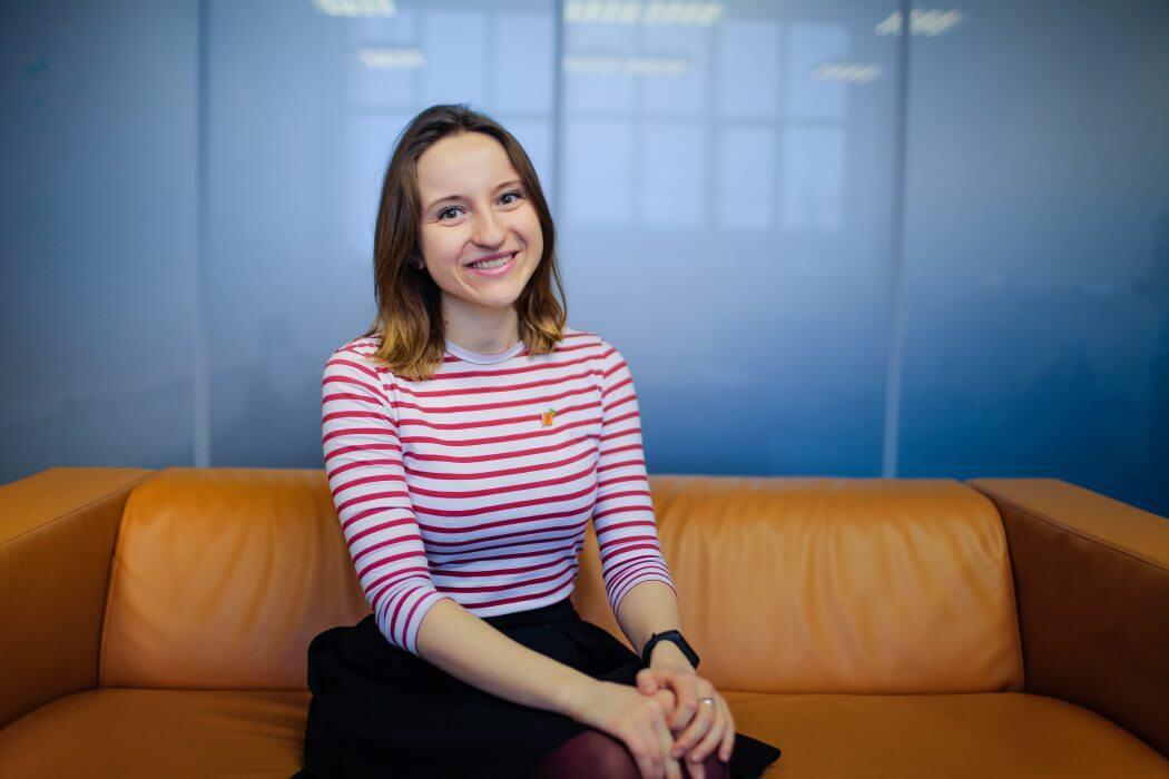 Лена Туровская, тимлид команды продакт-маркетинга