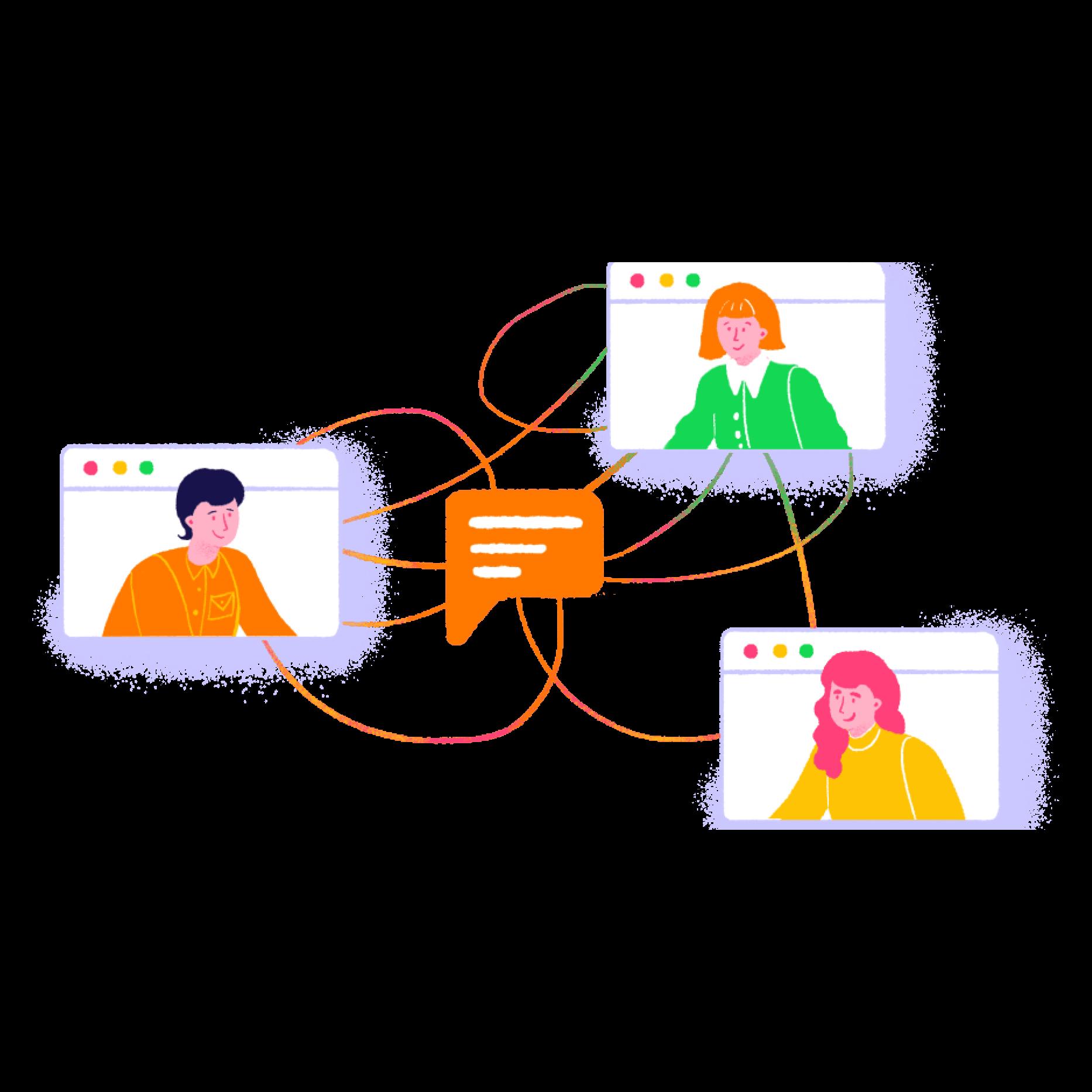 Оптимизация поддержки и общения с пользователями