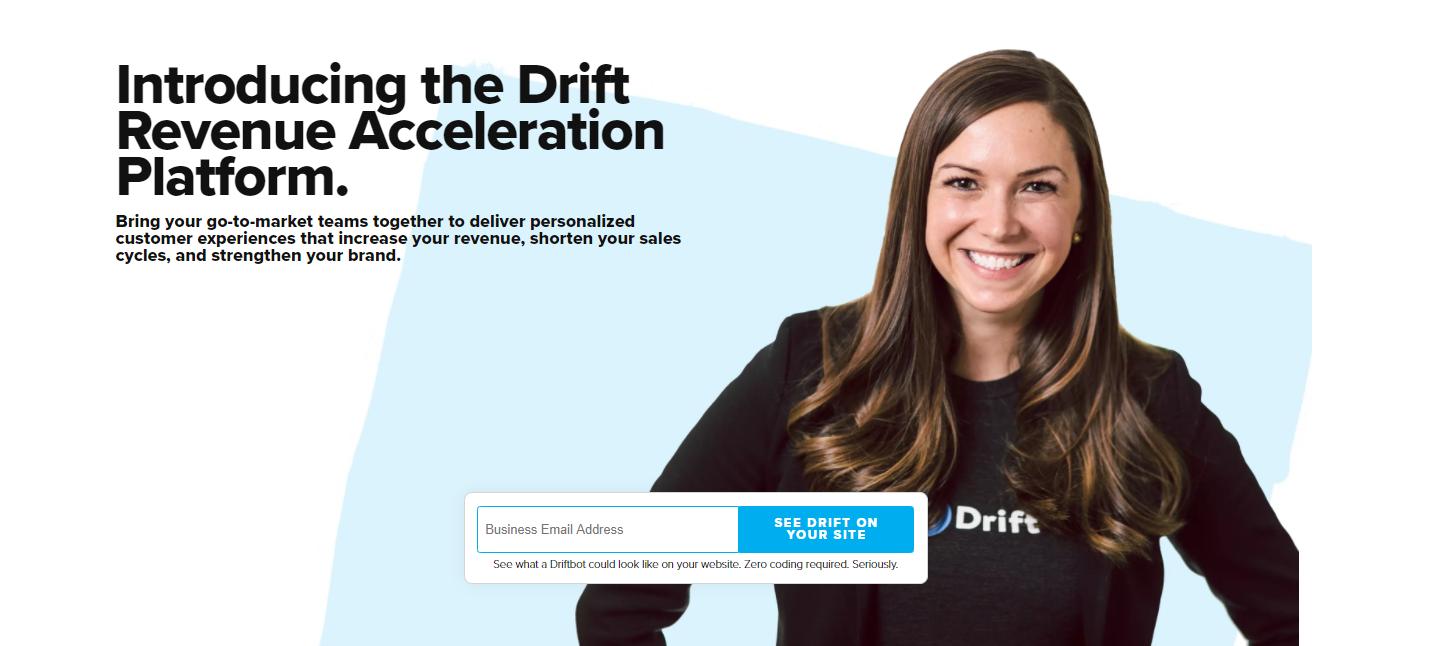 drift main page