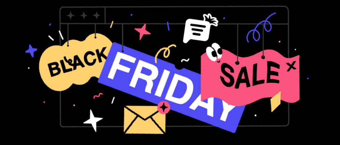 16идей, как увеличить продажи вЧерную пятницу иКиберпонедельник