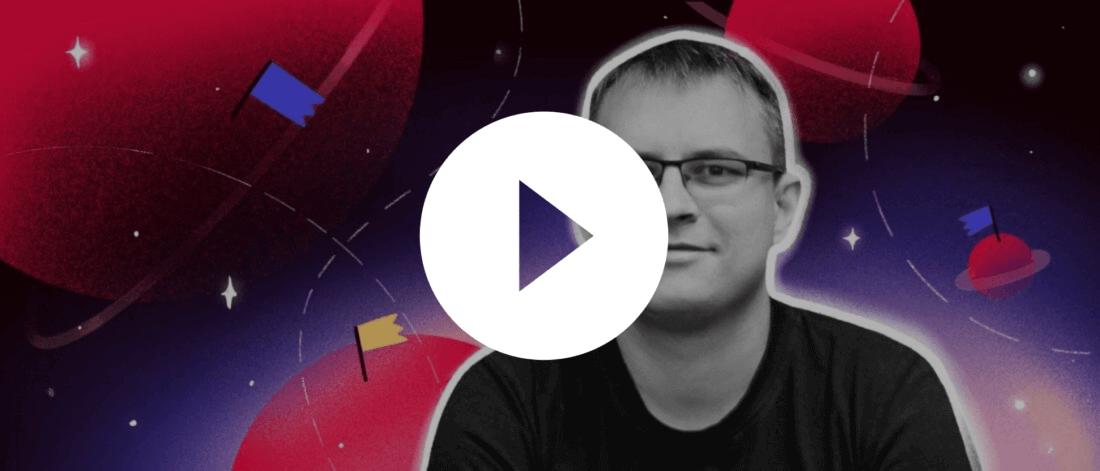 Дмитрий Сергеев, CEO Carrot&nbsp;quest: <br>«OKR должны быть связаны сежедневными задачами»