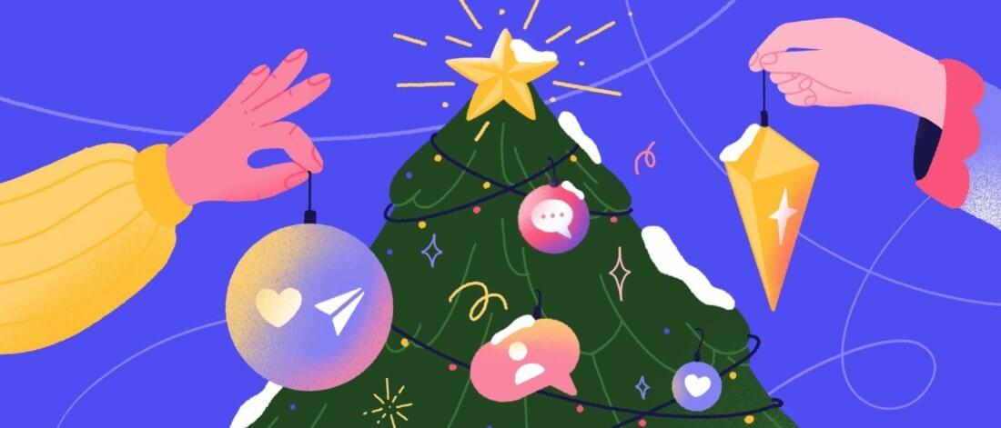 22идеи небанального новогоднего контента для соцсетей
