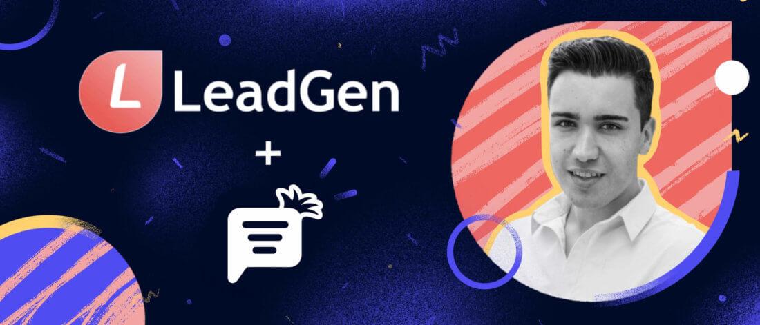 Кейс онлайн-сервиса LeadGen App иCarrotquest: увеличили продажи на31% иоптимизировали поддержку спомощью лид-бота